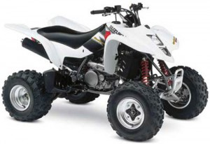Suzuki LTZ400 LTZ400 Quadsport Z400 Manual