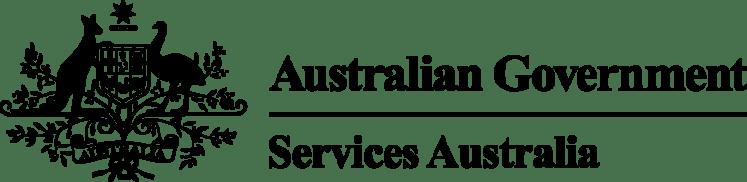 Services Australia home page