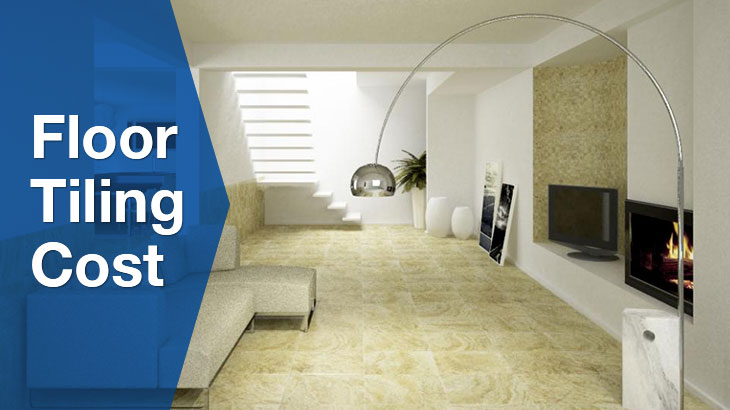 how much does floor tiling cost