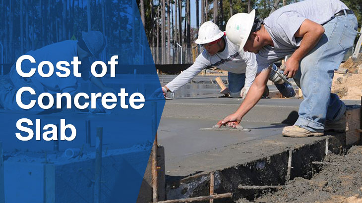 cost of concrete slabs serviceseeking
