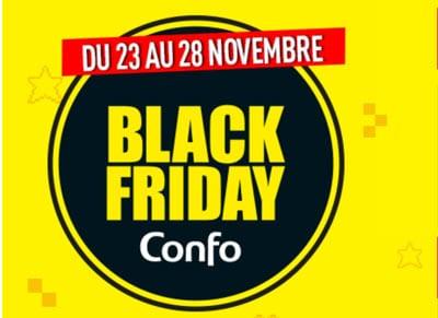 black friday conforama