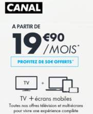 Promo Canal pLus