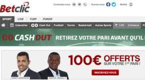 Bonus Betclic 2017 100€ offerts c'est ici