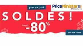 Priceminister Codes promo et réduction soldes 2017 ici