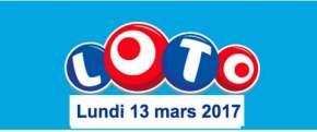 loto 13 mars 2017