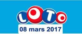 loto 8 mars 2017