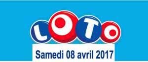 resultat loto 8 avril 2017