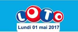 resultat Loto 1 mai 2017