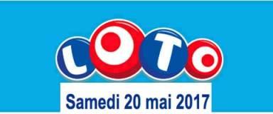 résultat loto 20 mai 2017