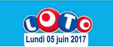 résultat loto 5 juin 2017
