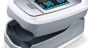 Contrôler la fréquence cardiaque à l'aide d'un saturomètre