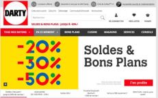 soldes promo darty