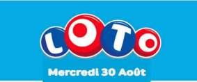 résultat loto 30 aout 2017
