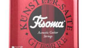 Cordes de guitare Silk and Steel Fisoma