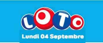 résultat loto 4 septembre 2017