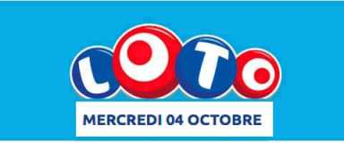 résultat loto 4 octobre 2017