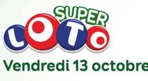 Résultat Super LOTO (FDJ) tirage du vendredi 13 octobre 2017