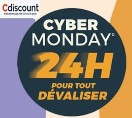Cyber Monday Cdiscount