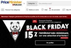 Priceminister Black Friday