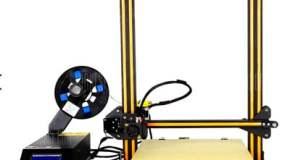 Imprimante 3D Creality3D CR en promotion prix pas cher chez Gearbest