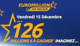résultat euromillions du 15 decembre 2017