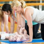 Mummy and Baby Pilates Classes Lucan