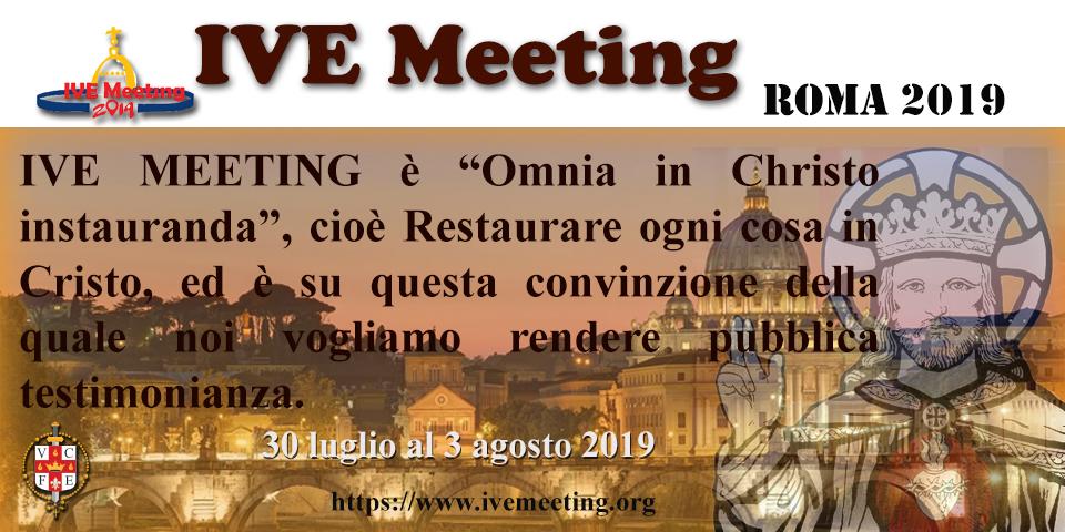IVE Meeting