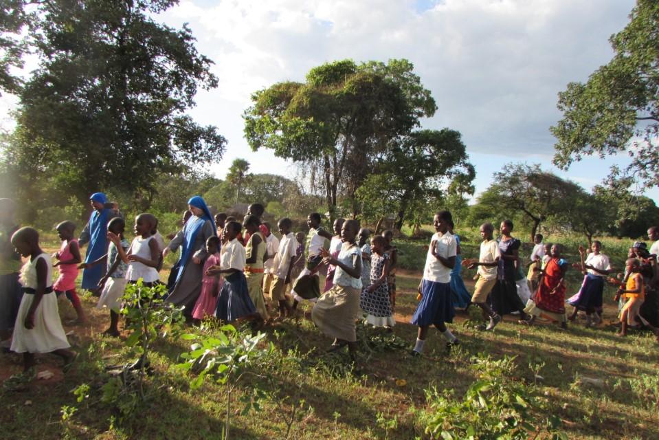 Servidoras Tanzania