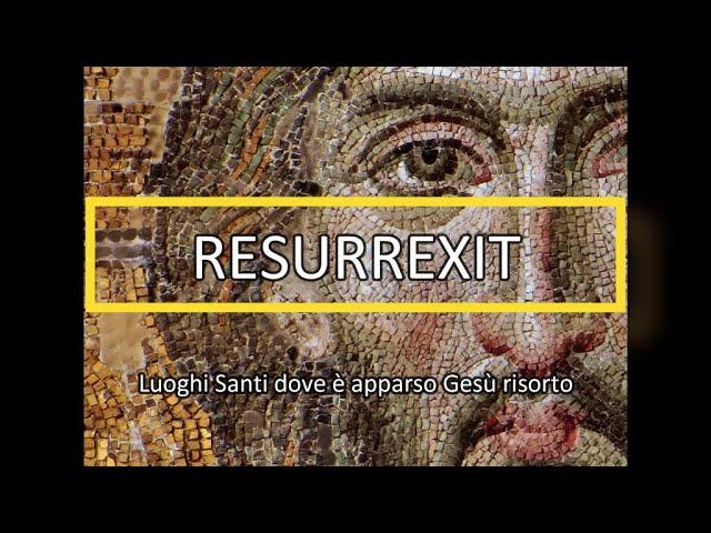 Resurrexit Terra Santa