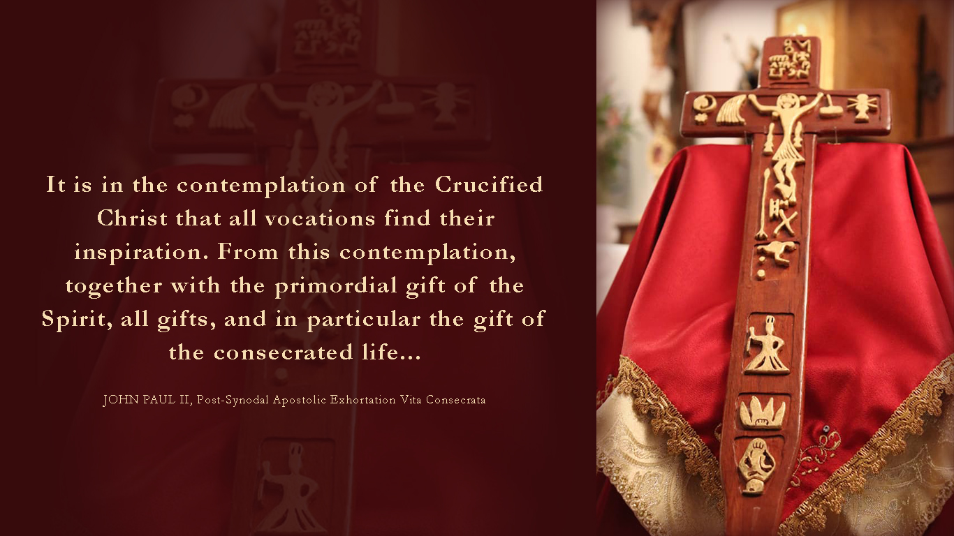 Perpetual vows profession – Feast of the Exaltation of the Holy Cross