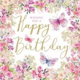 Jenny S Zuckerstube Blumige Geburtstagswunsche