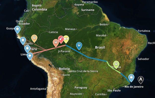 Tren Interoceánico (Perú-Brasil)