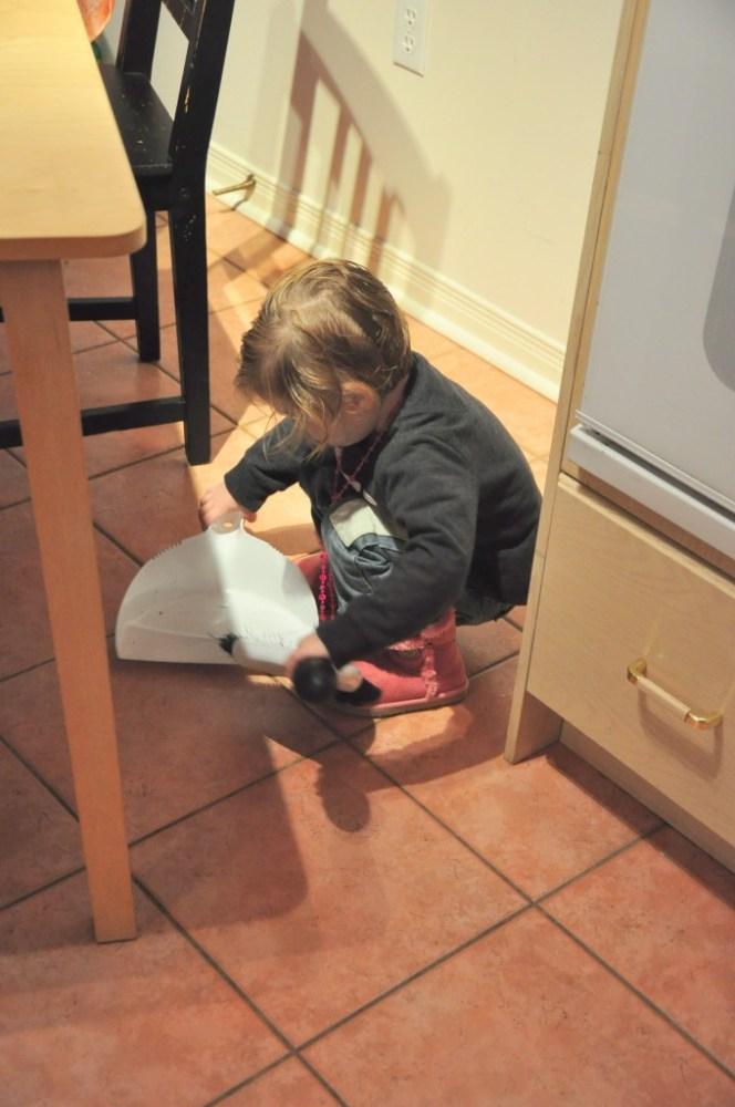 chore training