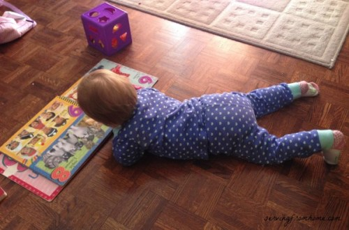 Homeschool and Toddlers