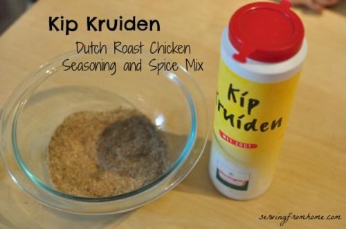 Roast Chicken Seasoning and Spice Mix