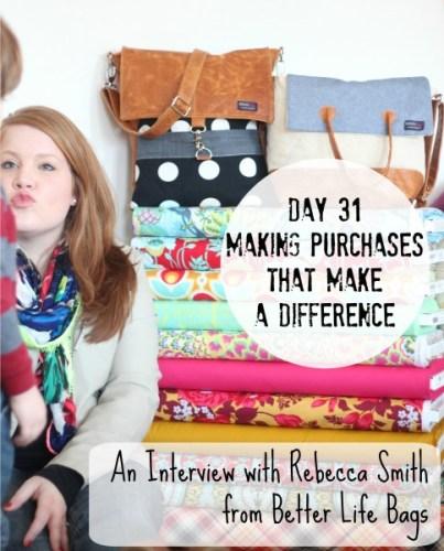 Rebecca Smith Interview BLB