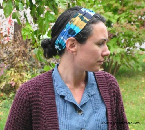 she does justice headband