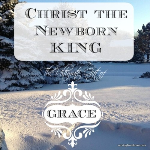 The Ultimate Gift of Grace