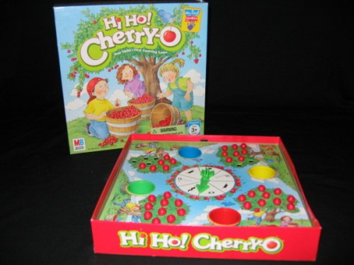 hi-ho cherry o