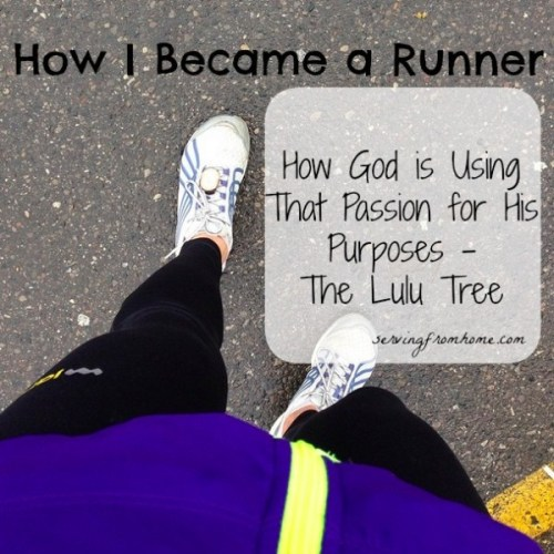How I Became a Runner - The Lulu Tree