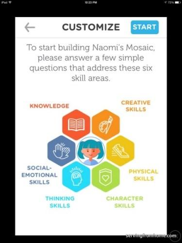 Learner Mosaic Leo's Pad