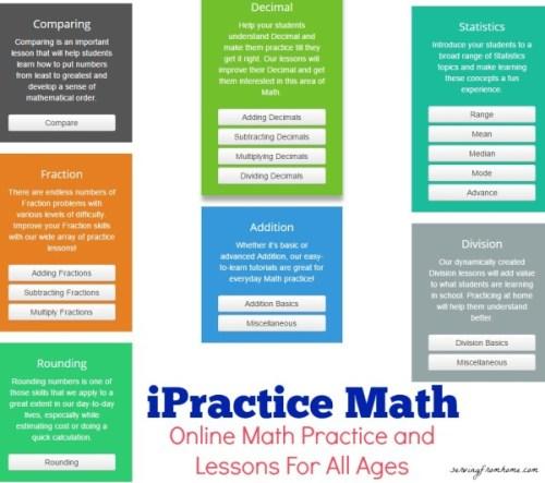 iPractice Math