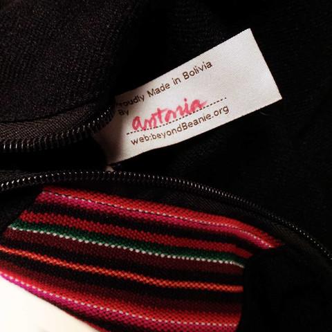 beyondbeanie Andina bag by Antonia