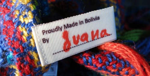 beyondbeanie made in bolivia