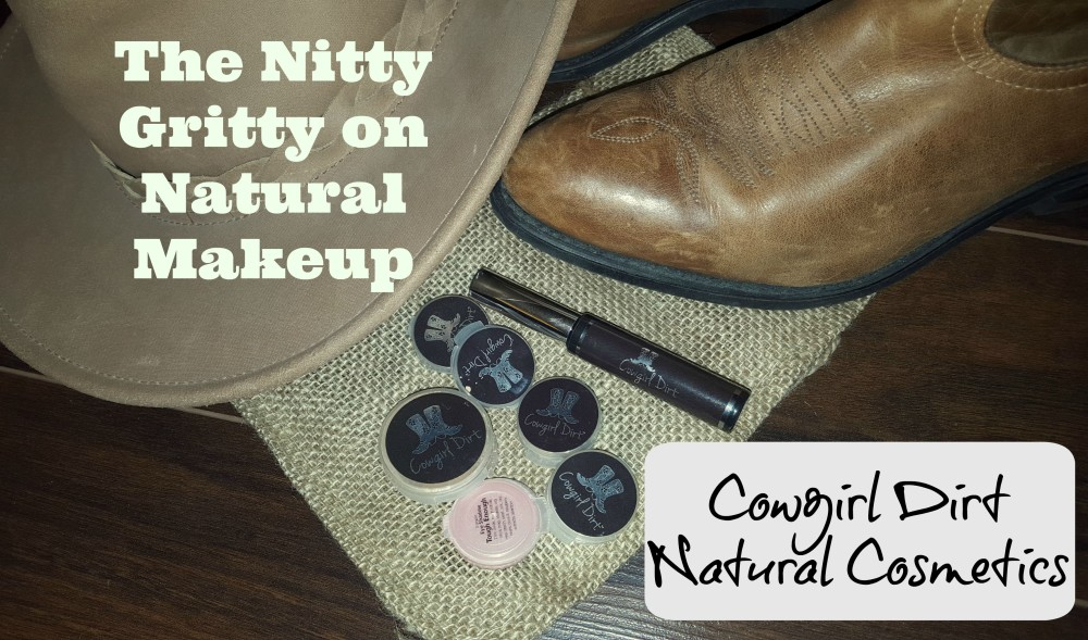 Cowgirl Dirt Natural Cosmetics