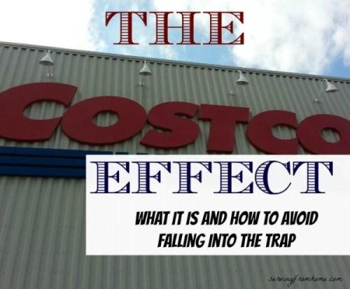 Costco effect