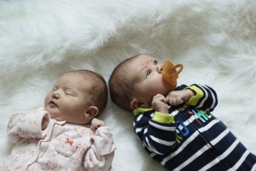 Iris and Luke