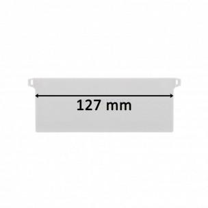 plaque de lestage de store a bandes verticales
