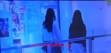CARA SERVICE TV LED GAMBAR BERUBAH MENJADI BIRU TV LED