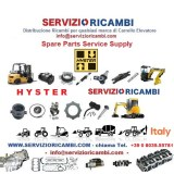 Hyster 4058422 Ricambi Spare Parts Supply